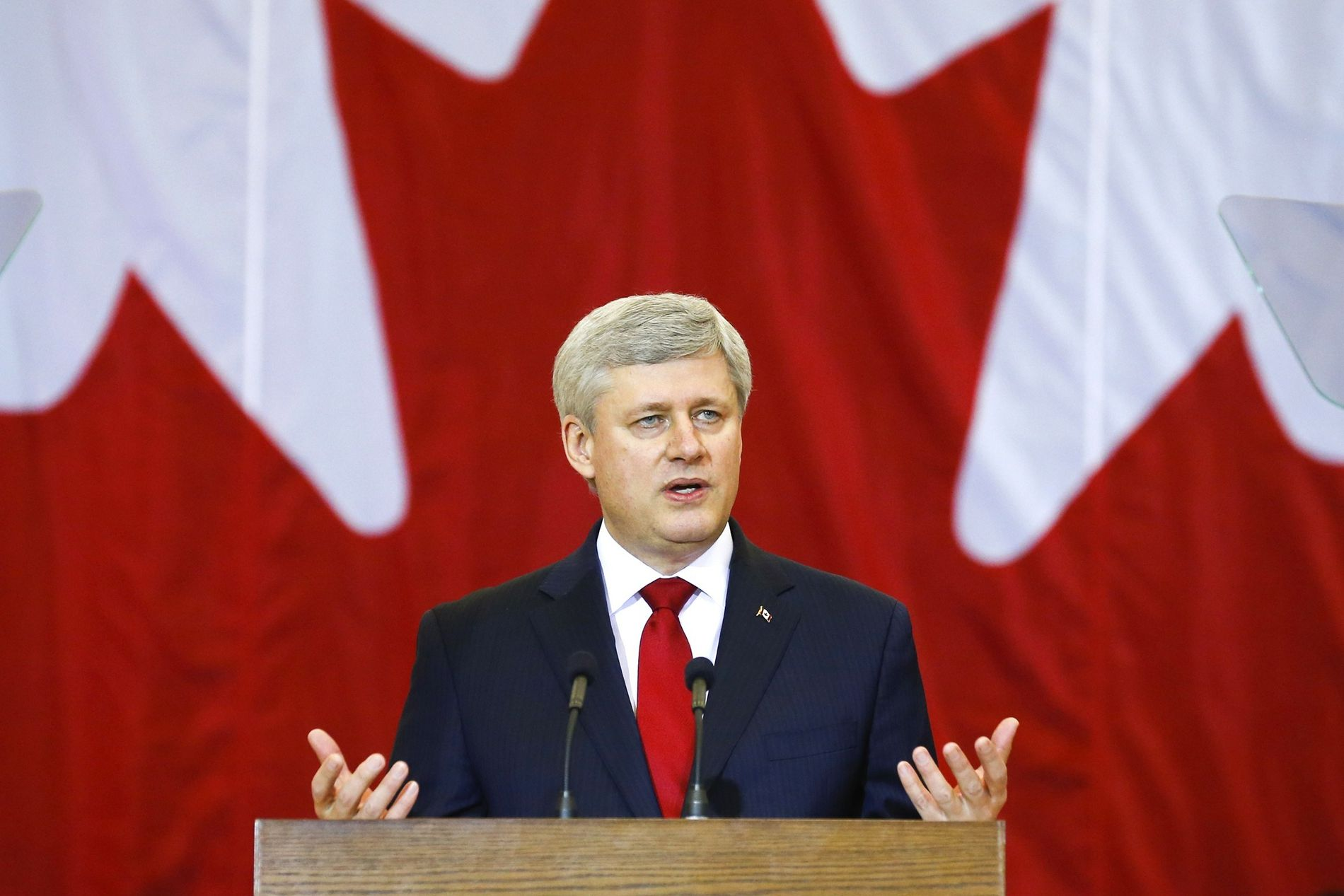 Stephen Harper makes thinly veiled critique of China in historic visit to Taiwan