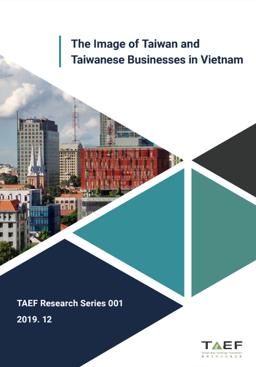 The Image of Taiwan and Taiwanese Businesses in Vietnam